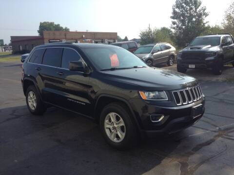 2015 Jeep Grand Cherokee for sale at Bruns & Sons Auto in Plover WI