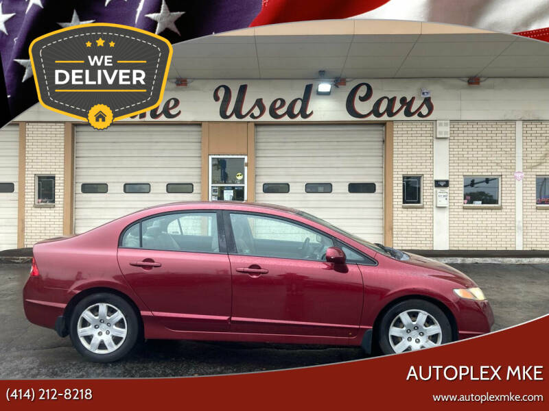 2009 Honda Civic for sale at Autoplexwest in Milwaukee WI