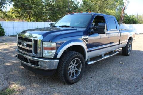 2010 Ford F-250 Super Duty for sale at Flash Auto Sales in Garland TX