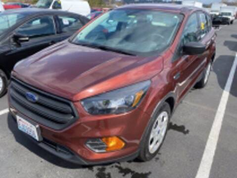 2018 Ford Escape for sale at S&S Best Auto Sales LLC in Auburn WA