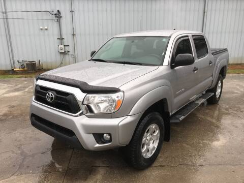 2015 Toyota Tacoma for sale at Elite Motor Brokers in Austell GA