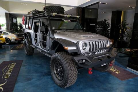 2020 Jeep Gladiator for sale at OC Autosource in Costa Mesa CA