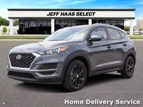 2019 Hyundai Tucson for sale at JEFF HAAS MAZDA in Houston TX