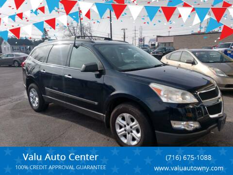 2009 Chevrolet Traverse for sale at Valu Auto Center in West Seneca NY