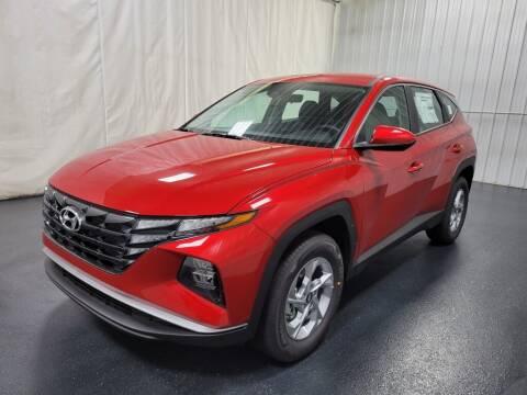 2022 Hyundai Tucson for sale at Elhart Automotive Campus in Holland MI