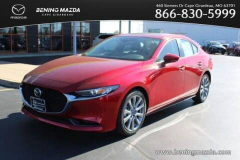 2021 Mazda Mazda3 Sedan for sale at Bening Mazda in Cape Girardeau MO