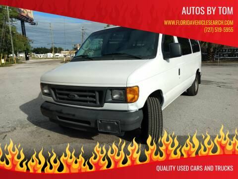 2004 Ford E-Series Wagon for sale at Autos by Tom in Largo FL