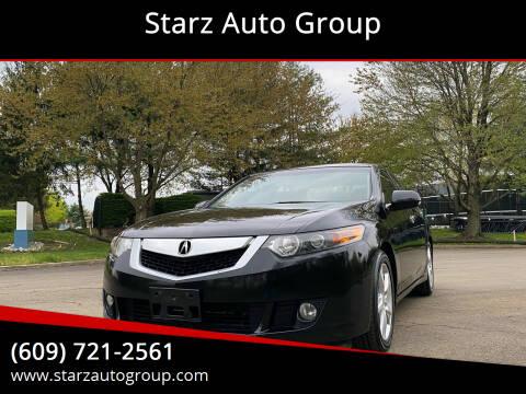 2009 Acura TSX for sale at Starz Auto Group in Delran NJ