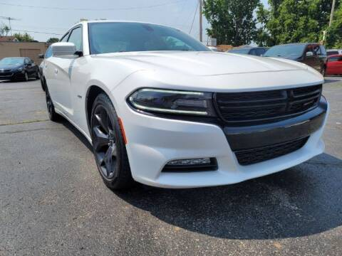 2016 Dodge Charger for sale at Dixie Automart LLC in Hamilton OH