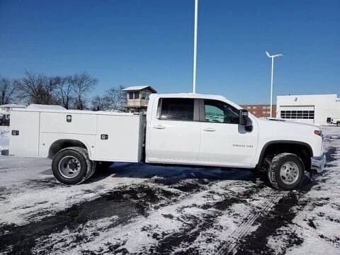 2021 Chevrolet Silverado 3500HD CC for sale at Hawk Chevrolet of Bridgeview in Bridgeview IL
