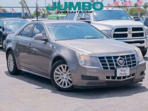 2012 Cadillac CTS for sale at Jumbo Auto & Truck Plaza in Hollywood FL