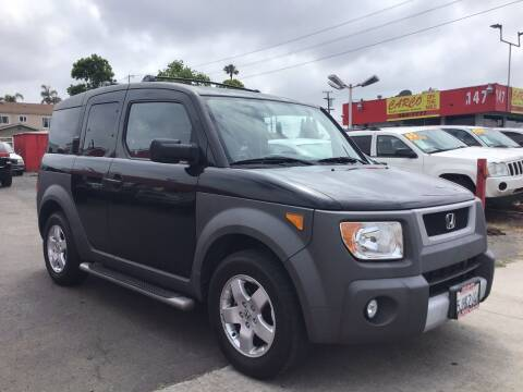 2004 Honda Element for sale at CARCO SALES & FINANCE - CARCO OF POWAY in Poway CA