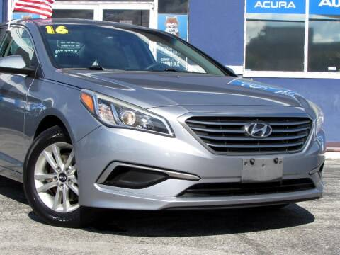 2016 Hyundai Sonata for sale at Orlando Auto Connect in Orlando FL
