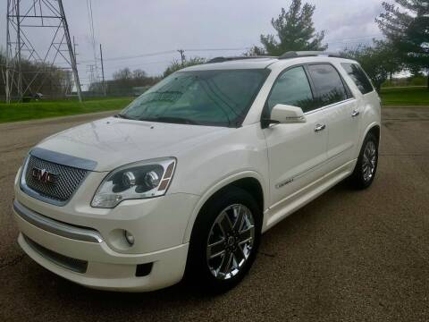 2012 GMC Acadia for sale at CarZip in Indianapolis IN