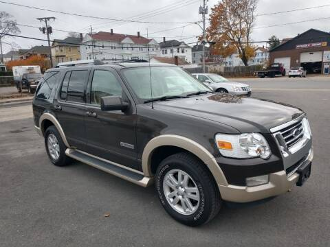 2006 Ford Explorer for sale at A J Auto Sales in Fall River MA