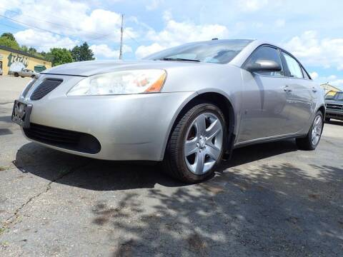 2008 Pontiac G6 for sale at RPM AUTO SALES in Lansing MI