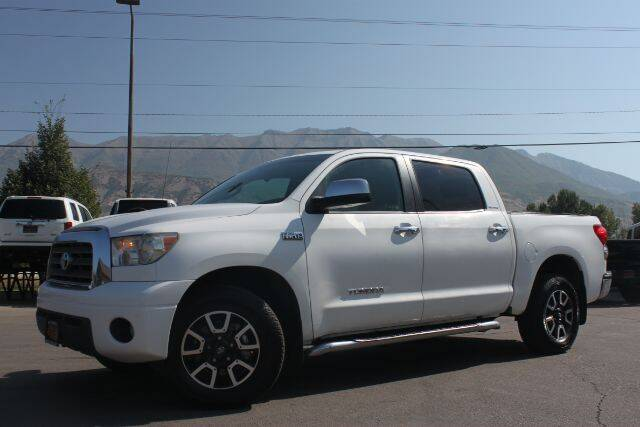 2008 Toyota Tundra for sale at REVOLUTIONARY AUTO in Lindon UT