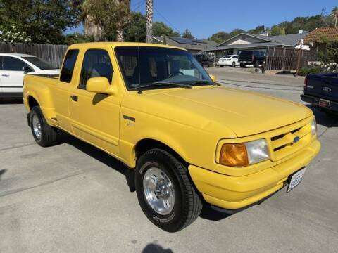 1996 Ford Ranger for sale at Guarantee Auto Group in Atascadero CA