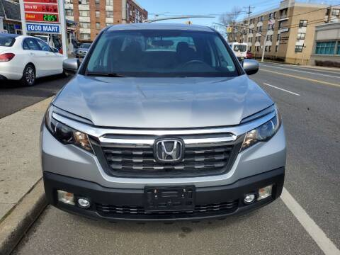 2017 Honda Ridgeline for sale at OFIER AUTO SALES in Freeport NY