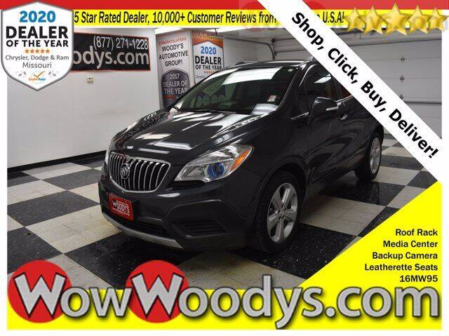 2016 Buick Encore for sale at WOODY'S AUTOMOTIVE GROUP in Chillicothe MO
