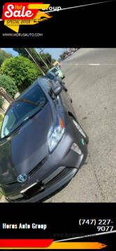 2014 Toyota Prius Plug-in Hybrid for sale at Alliance Auto Group Inc in Fullerton CA