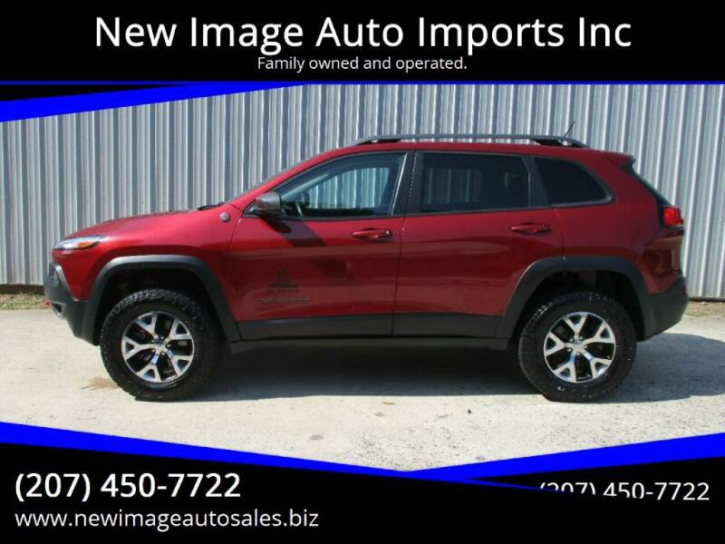 2015 Jeep Cherokee for sale at New Image Auto Imports Inc in Mooresville NC