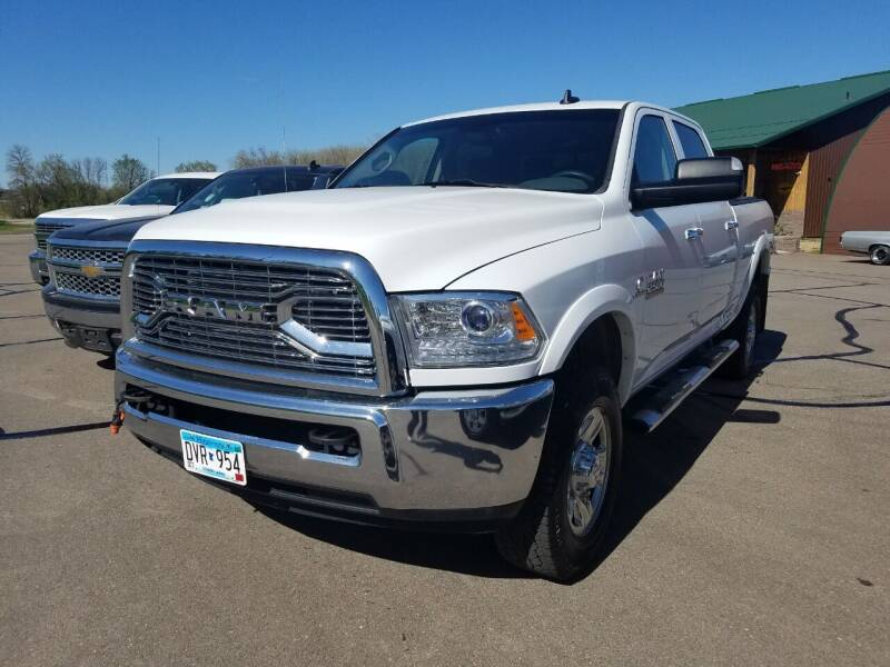 2018 RAM Ram Pickup 3500 for sale at Pro Auto Sales and Service in Ortonville MN