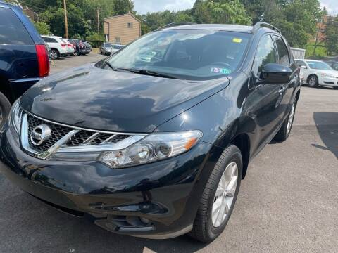 2013 Nissan Murano for sale at Fellini Auto Sales & Service LLC in Pittsburgh PA