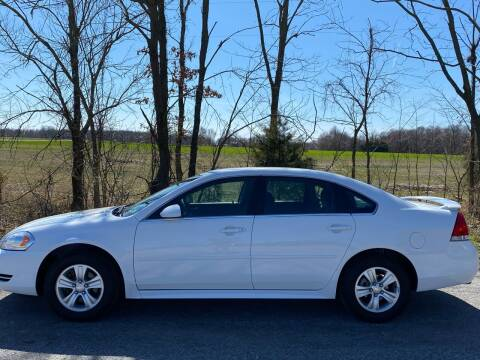 2015 Chevrolet Impala Limited for sale at RAYBURN MOTORS in Murray KY