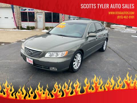 2007 Hyundai Azera for sale at Scotts Tyler Auto Sales in Wilmington IL