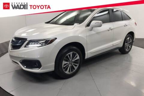 2017 Acura RDX for sale at Stephen Wade Pre-Owned Supercenter in Saint George UT