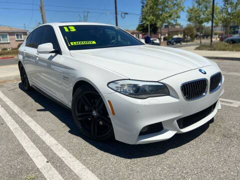 2013 BMW 5 Series for sale at Affordable Auto Solutions in Wilmington CA