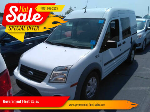 2012 Ford Transit Connect Electric for sale at Government Fleet Sales in Kansas City MO