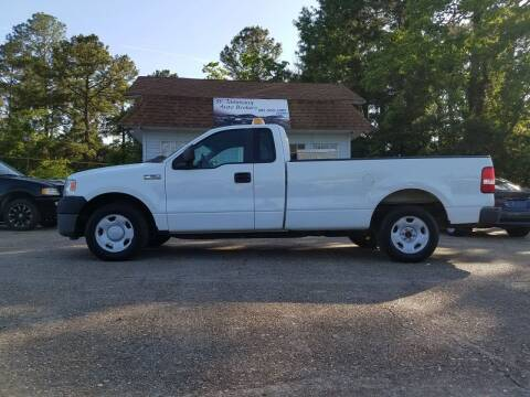 2007 Ford F-150 for sale at St. Tammany Auto Brokers in Slidell LA