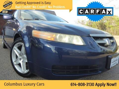 2006 Acura TL for sale at Columbus Luxury Cars in Columbus OH