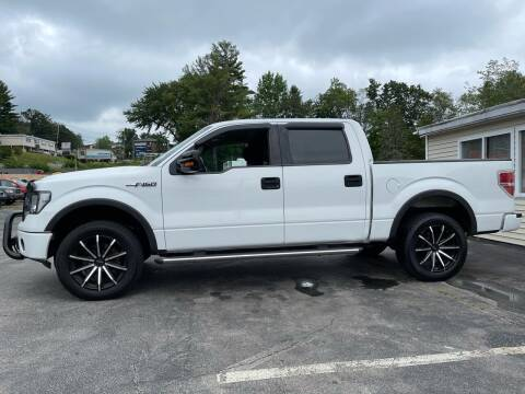 2010 Ford F-150 for sale at Premier Auto LLC in Hooksett NH