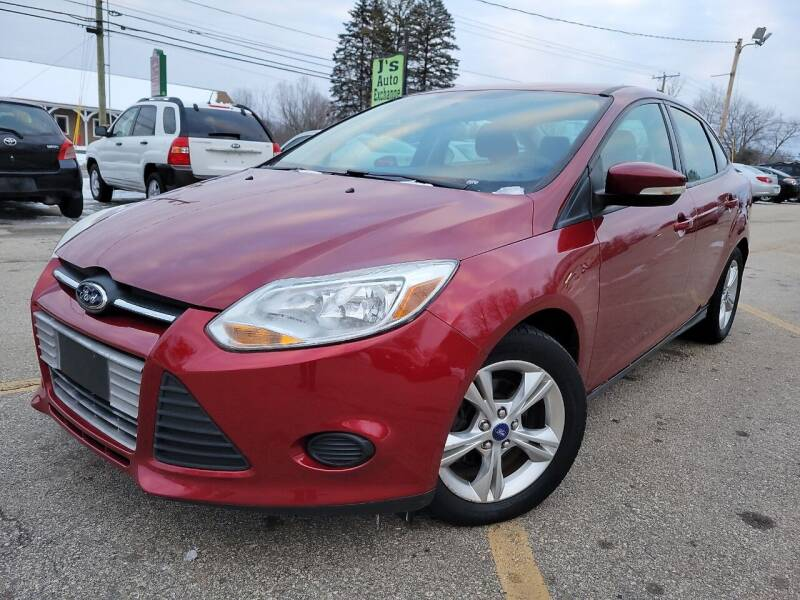 2013 Ford Focus for sale at J's Auto Exchange in Derry NH