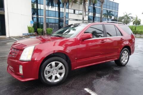 2008 Cadillac SRX for sale at SR Motorsport in Pompano Beach FL