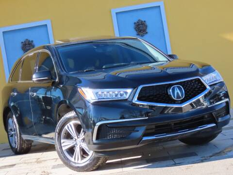 2019 Acura MDX for sale at Paradise Motor Sports LLC in Lexington KY
