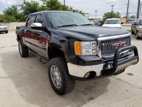 2013 GMC Sierra 1500 for sale at Key City Motors in Abilene TX