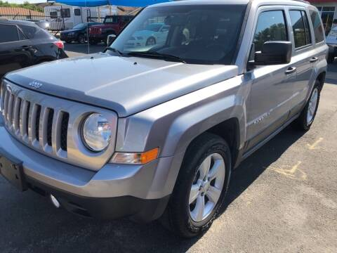 2016 Jeep Patriot for sale at Gold Star Motors Inc. in San Antonio TX