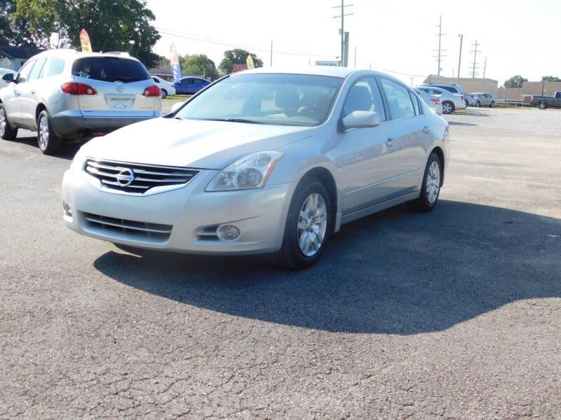 2012 Nissan Altima for sale at Advance Auto Sales in Florence AL