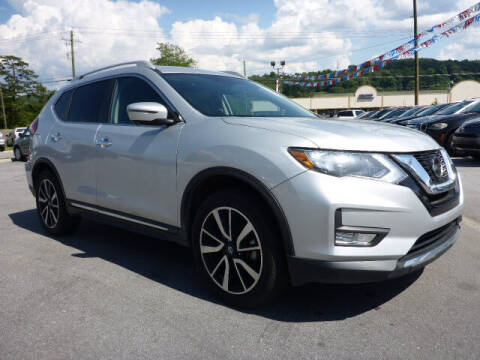 2019 Nissan Rogue for sale at Viles Automotive in Knoxville TN