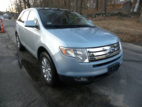 2008 Ford Edge for sale at STURBRIDGE CAR SERVICE CO in Sturbridge MA