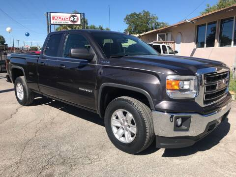 2015 GMC Sierra 1500 for sale at Auto A to Z / General McMullen in San Antonio TX