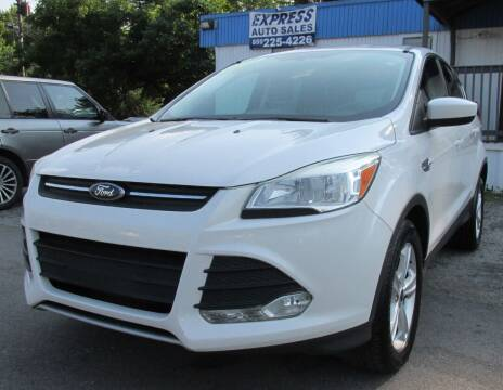2013 Ford Escape for sale at Express Auto Sales in Lexington KY
