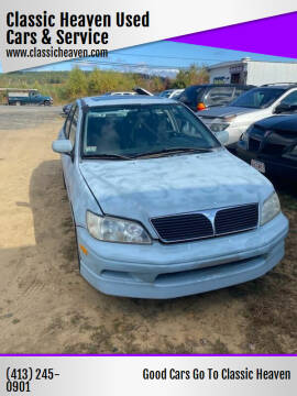 2003 Mitsubishi Lancer for sale at Classic Heaven Used Cars & Service in Brimfield MA