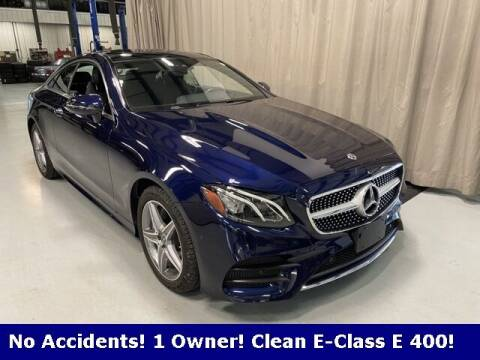 2018 Mercedes-Benz E-Class for sale at Vorderman Imports in Fort Wayne IN