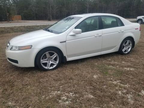 2005 Acura TL for sale at J & J Auto Brokers in Slidell LA