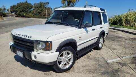2003 Land Rover Discovery for sale at L.A. Vice Motors in San Pedro CA